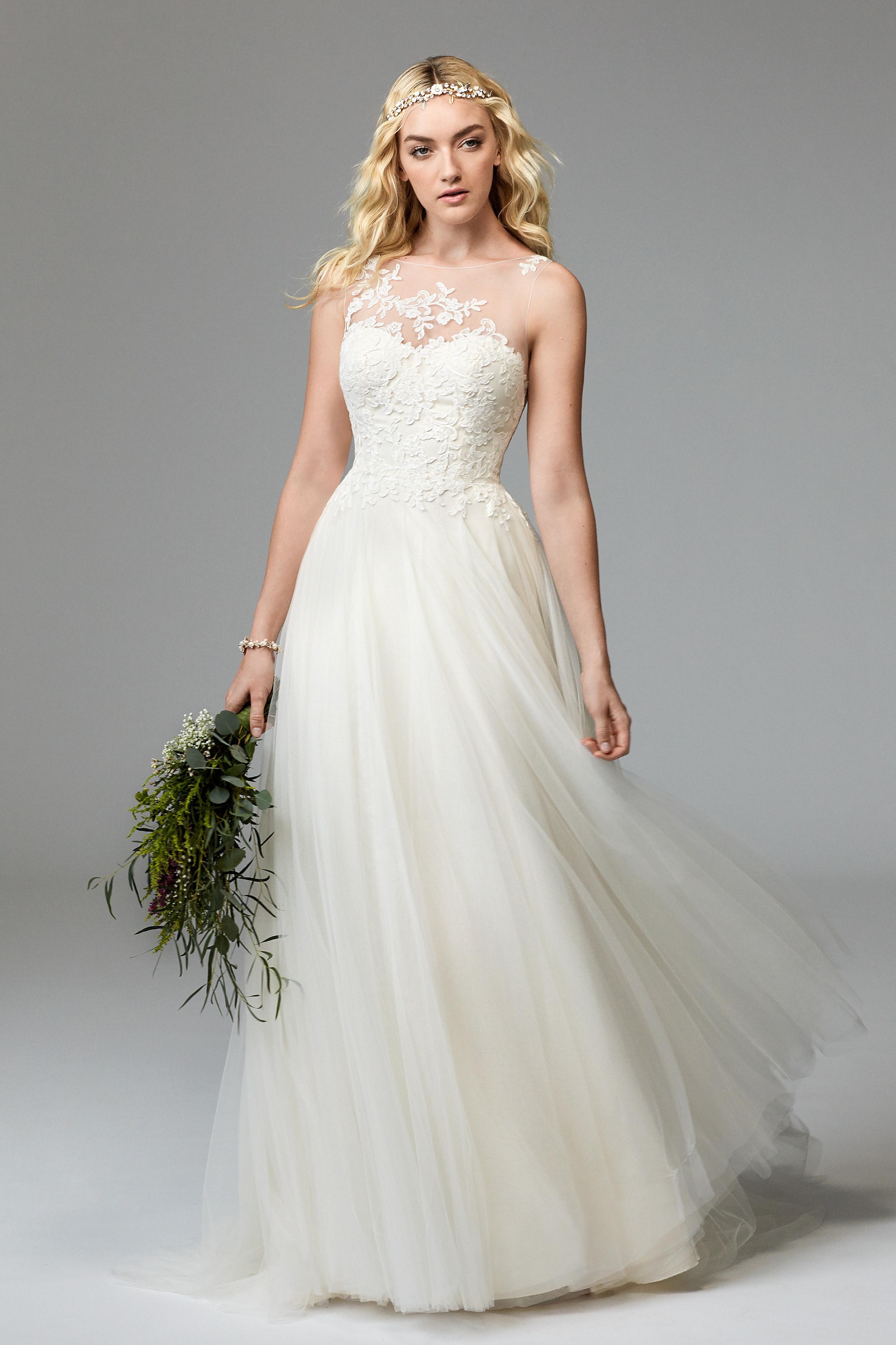 Pin von ANNA MODA auf Brautmode | Pinterest | Brautkleider ...