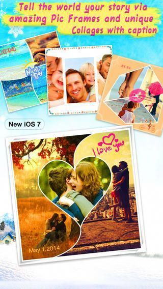 InstaCollage Pro Pic Frame & Photo Collage & Caption