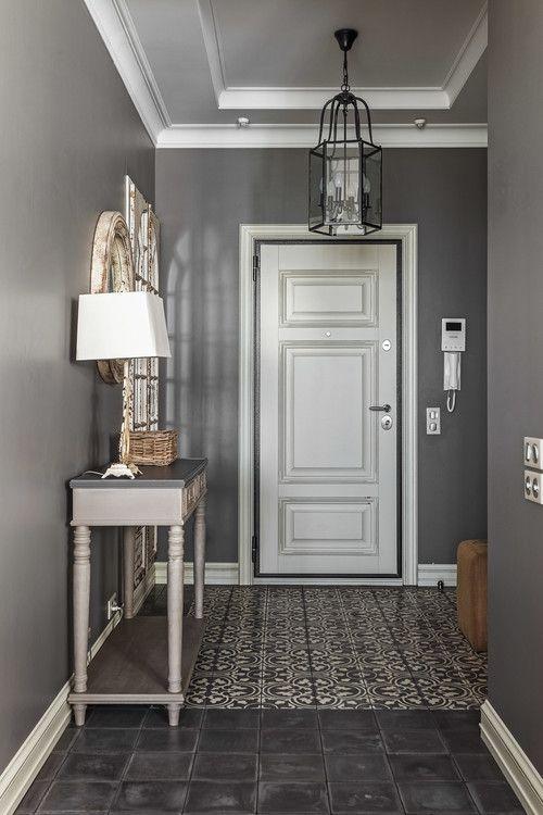 Фотоохота: 100 решений — обои для прихожей и коридора ...