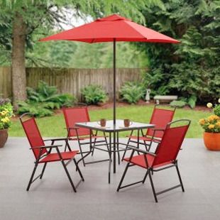 Walmart Deals Patio Set Patio Furniture Sets Outdoor Dining Set