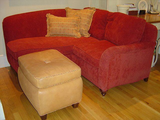 Corner Loveseat Chaise With Ottoman Love Seat Small Corner Sofa Small Couch With Chaise