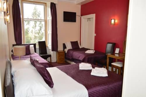 Granville Guesthouse Edinburgh A 5 Minute Bus Ride From Princes