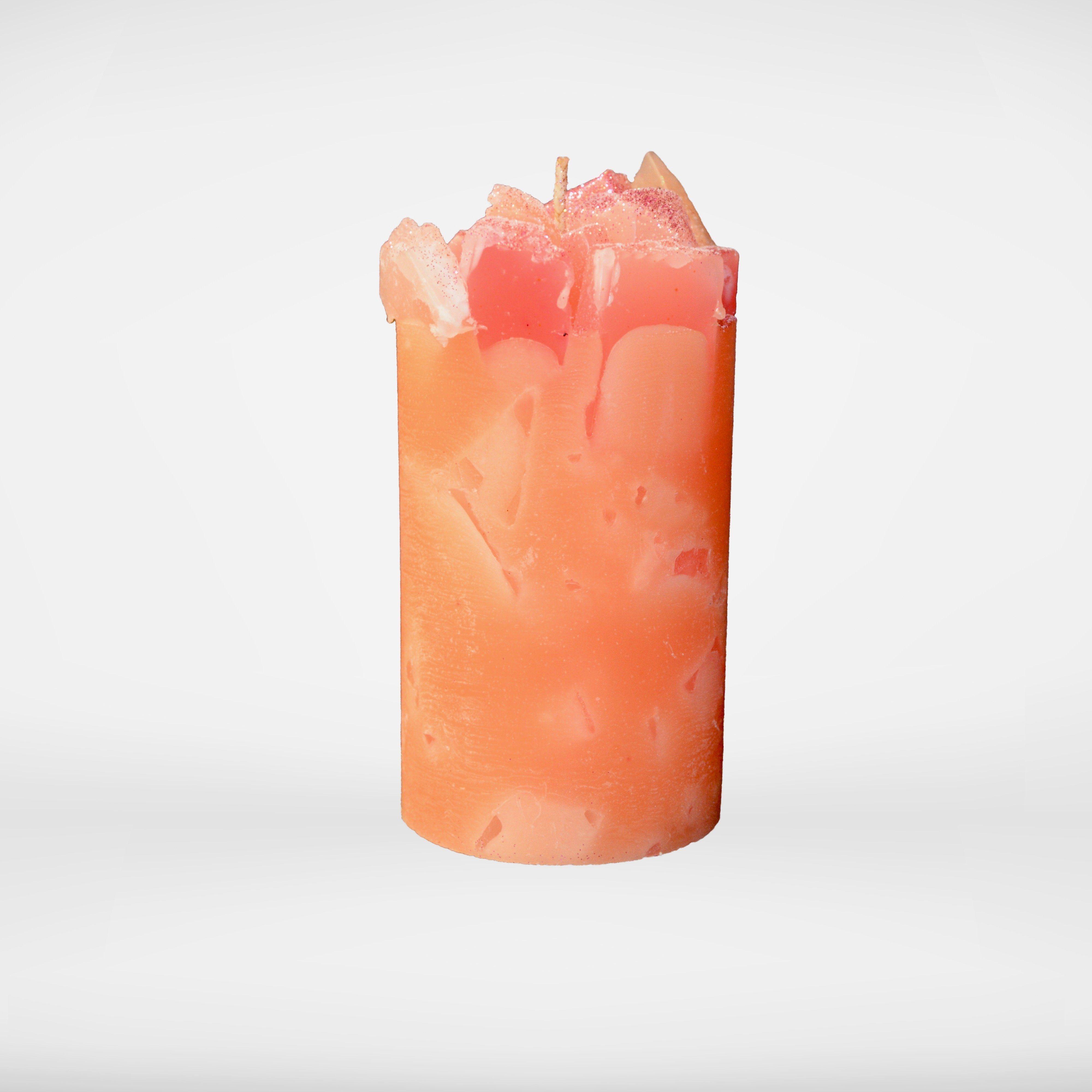 Georgia Peach Scented Candle | Mara | Pinterest | Peach on
