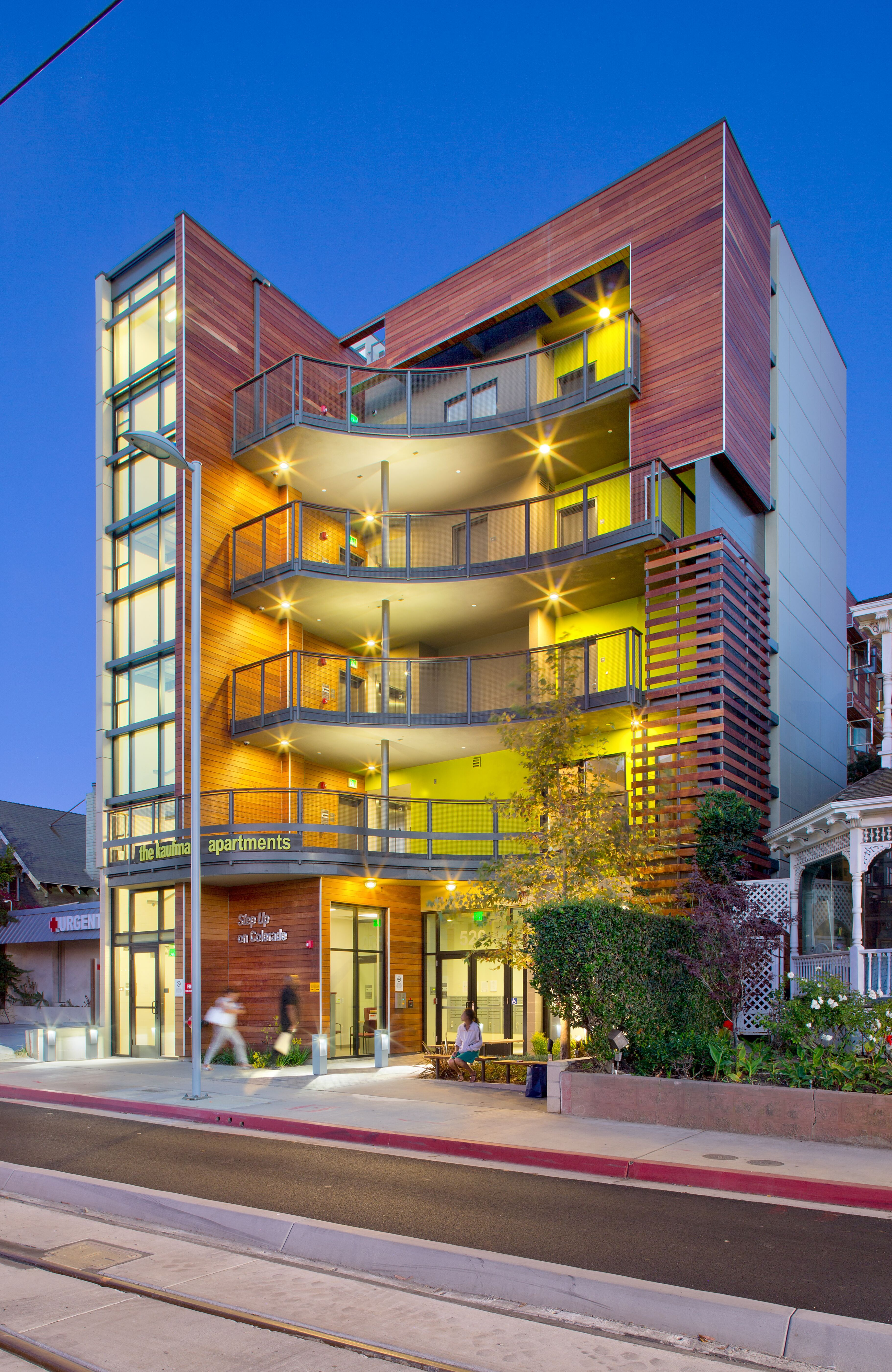 Downtown Santa Monica Is One Of The Few Places In The City Where Any New Housing Gets Built Including Af Santa Monica California Real Estate Old Western Towns