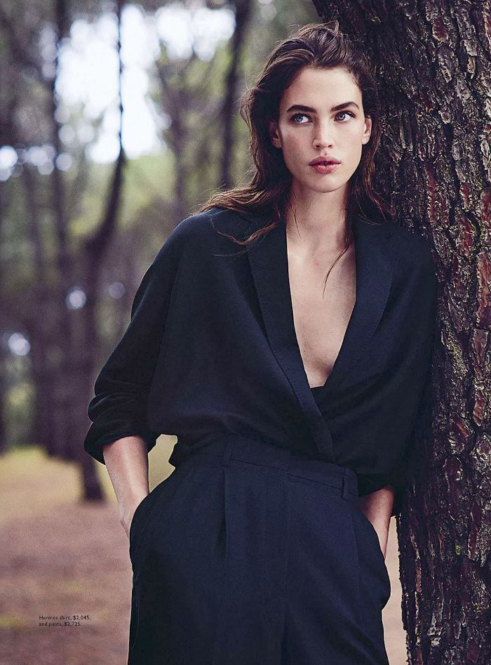 Fashion Editorial | Into The Woods - DustJacket Attic