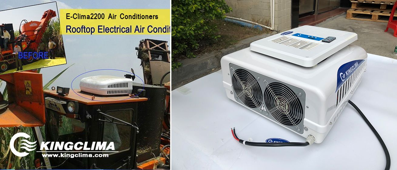 【EClima2200 Rooftop Air Conditioners for Agrictural