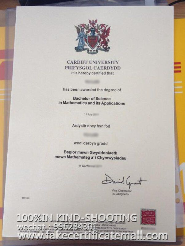 How to get a Cardiff University degree certificate?-Fake Diplomas