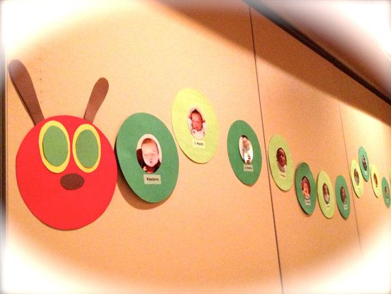 The Very Hungry Caterpillar   1st Birthday by Enrichment4Kids, $12.00