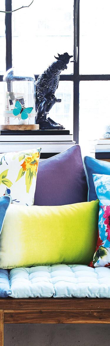 Frühlingsfarben fürs Wohnzimmer #spring Wohnideen für den - wohnideen fürs wohnzimmer
