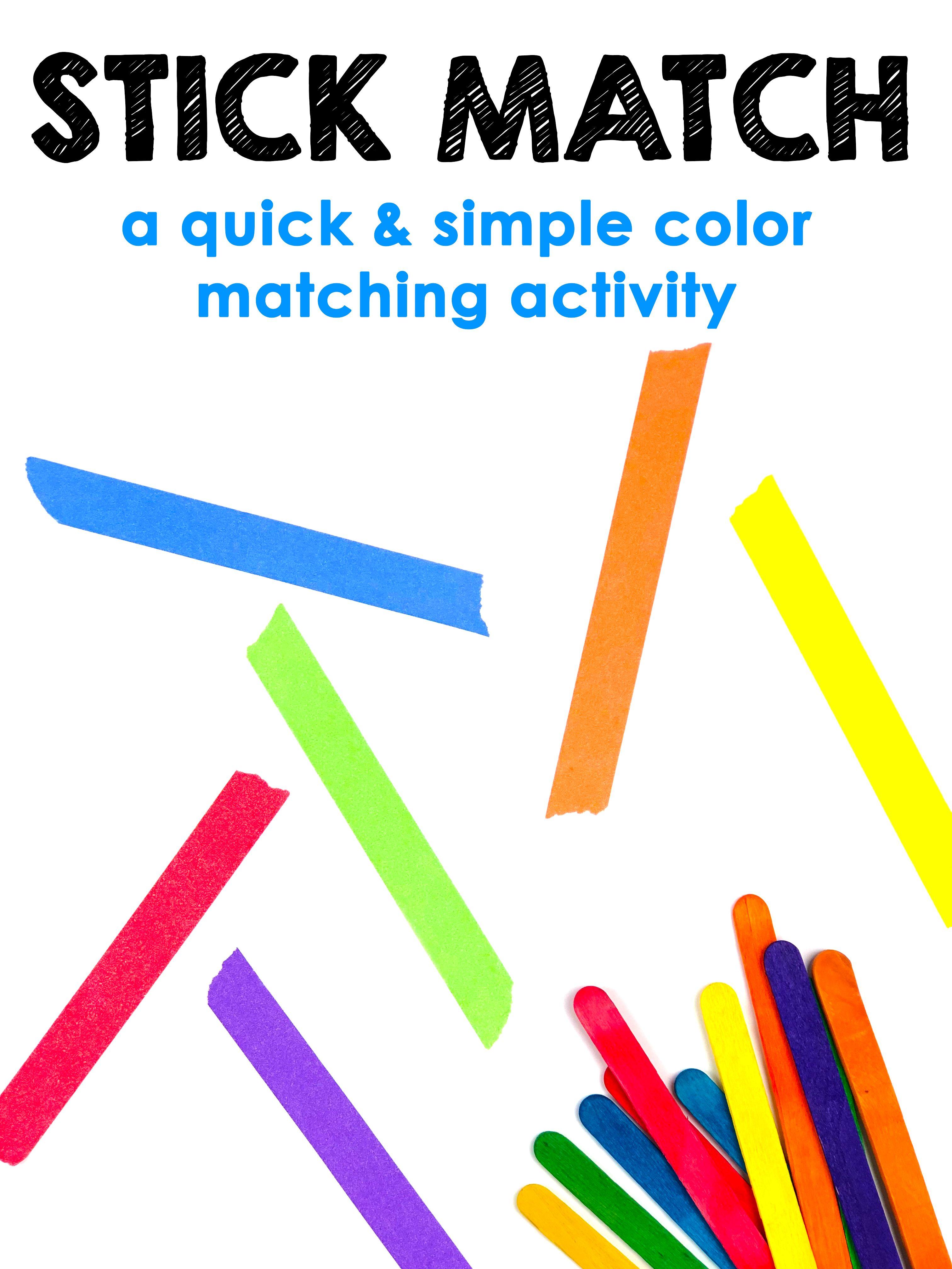 Stick Match