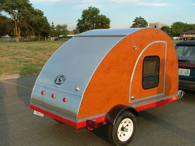 Used Teardrop Trailers For Sale
