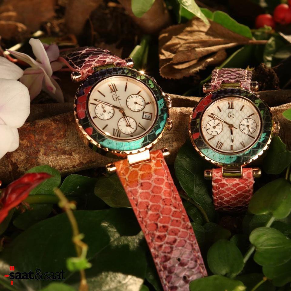 Son baharı yaşamak için yapmanız gereken Buyaka Saat&Saat'e uğramak!