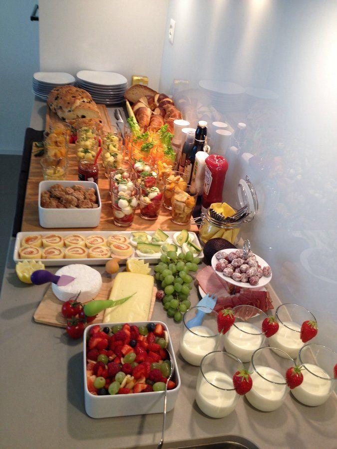Brunch am Sonntag #buffet