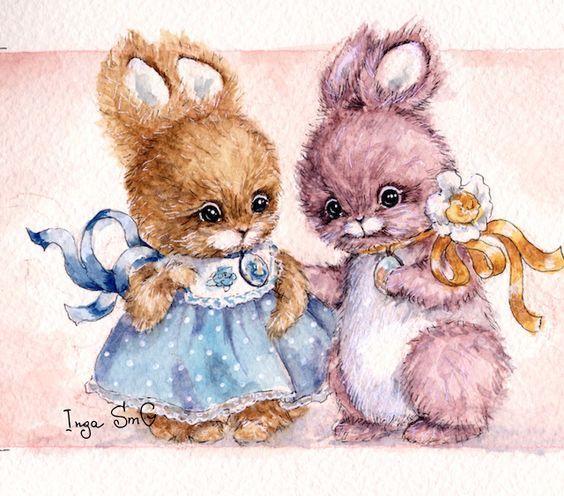 Подгузники для кроликов
