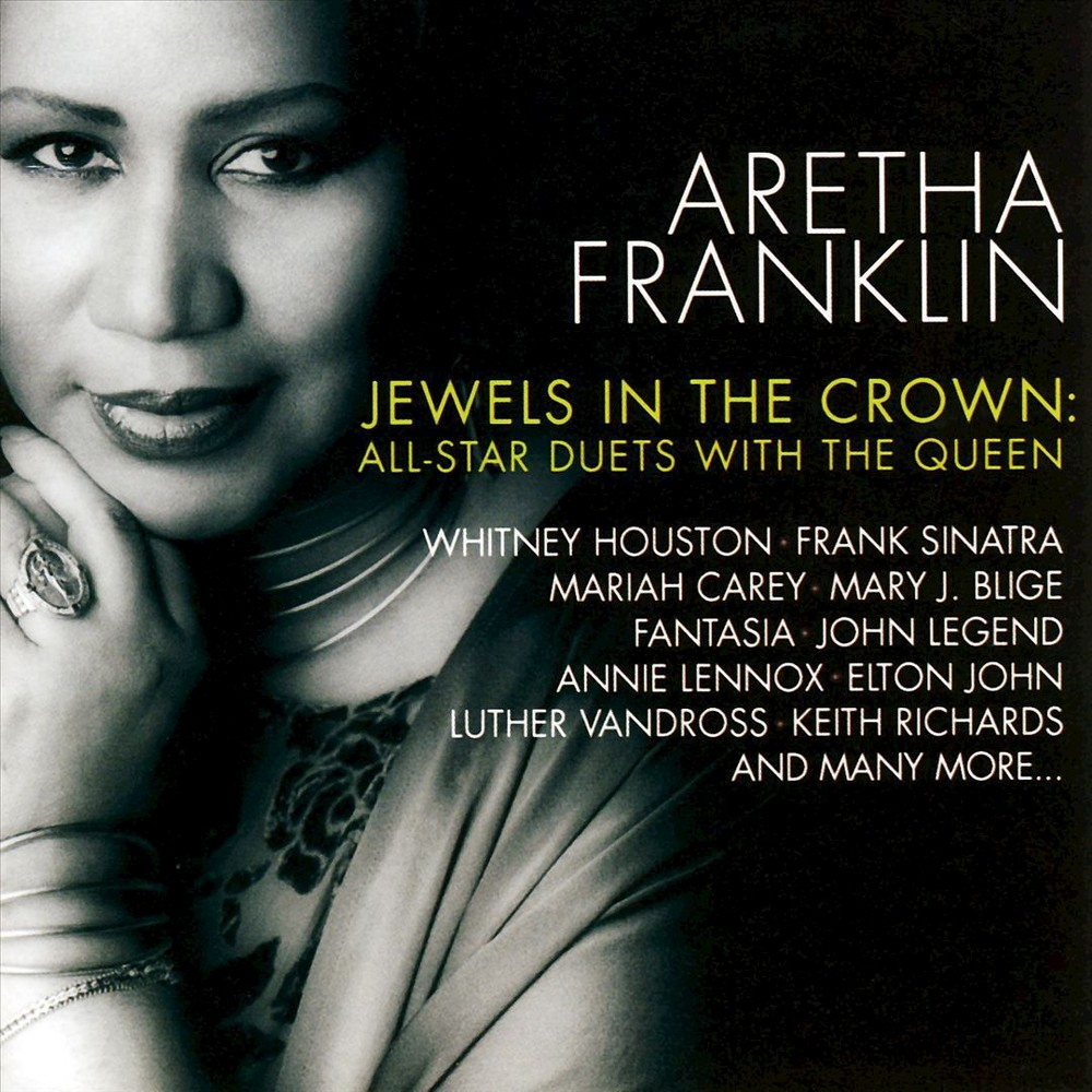 Aretha Franklin - Jewels in the Crown: All Star Duets with the Queen (CD)