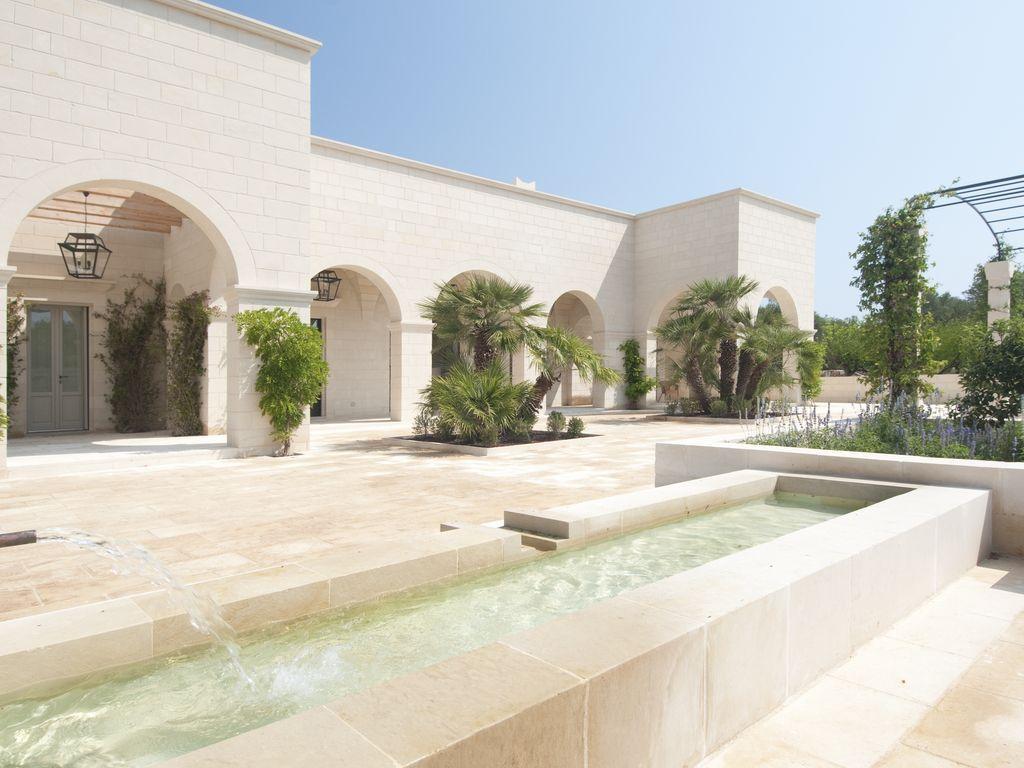 Villa di Lusso con piscina in Puglia 12 persone