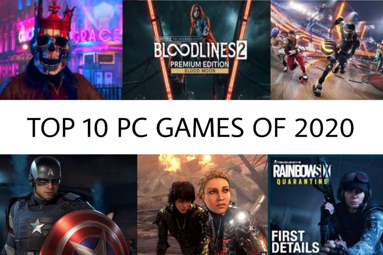 Top 10 PC Games of 2020 pc games, Gaming pc
