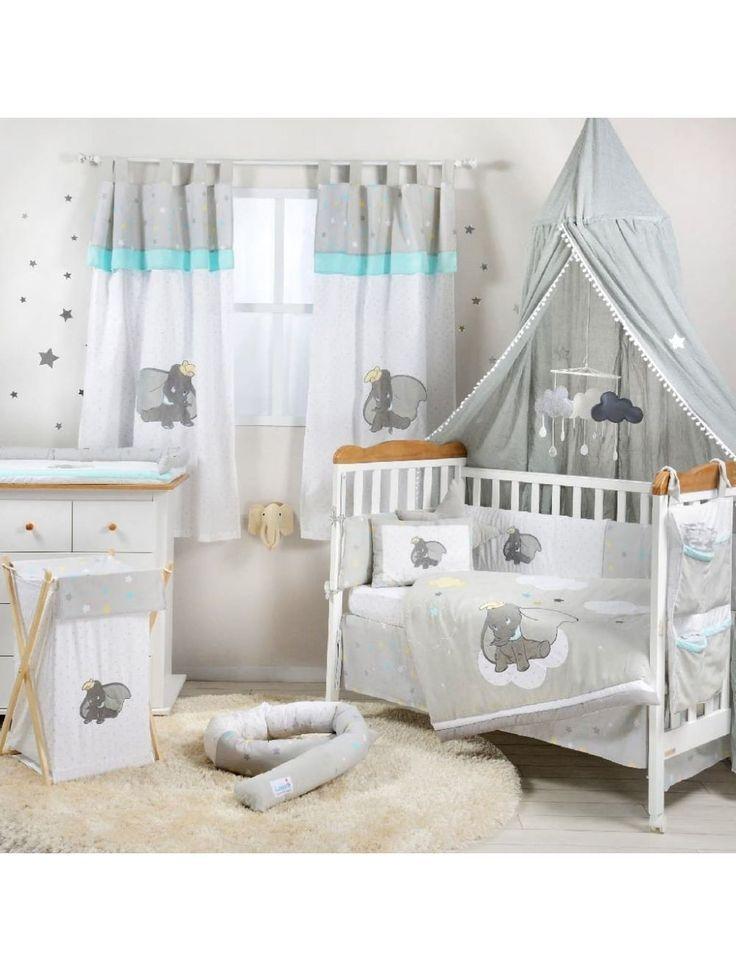 PRE-SALE Dumbo Crib Bedding Collection Baby Crib Bedding ...