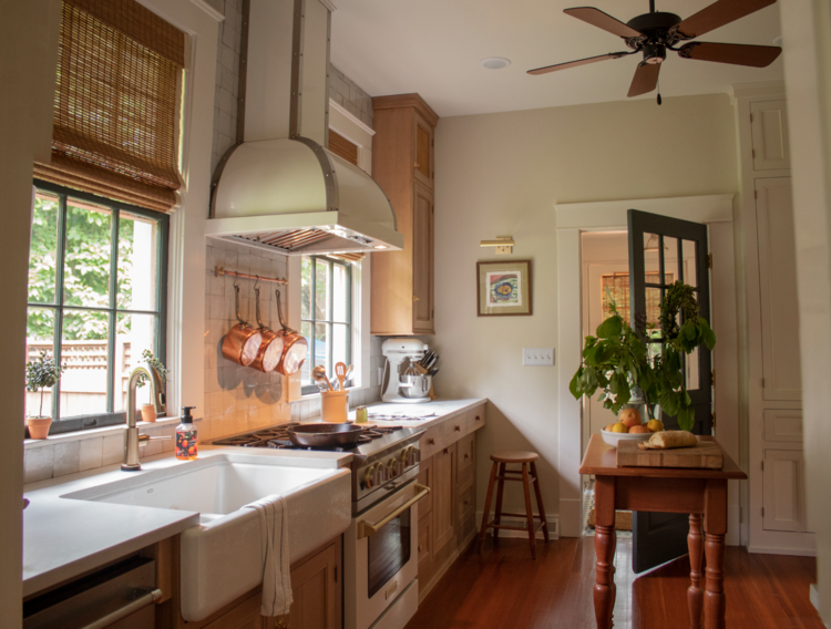 Our New Kitchen (& its Past Lives)