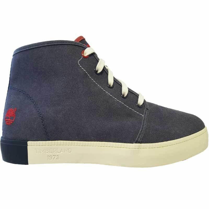 0ea7bbb27 Mens Timberland Newport bay Canvas Casual shoe Navy Blue Size 10 #Timberland  #CasualFashionShoe
