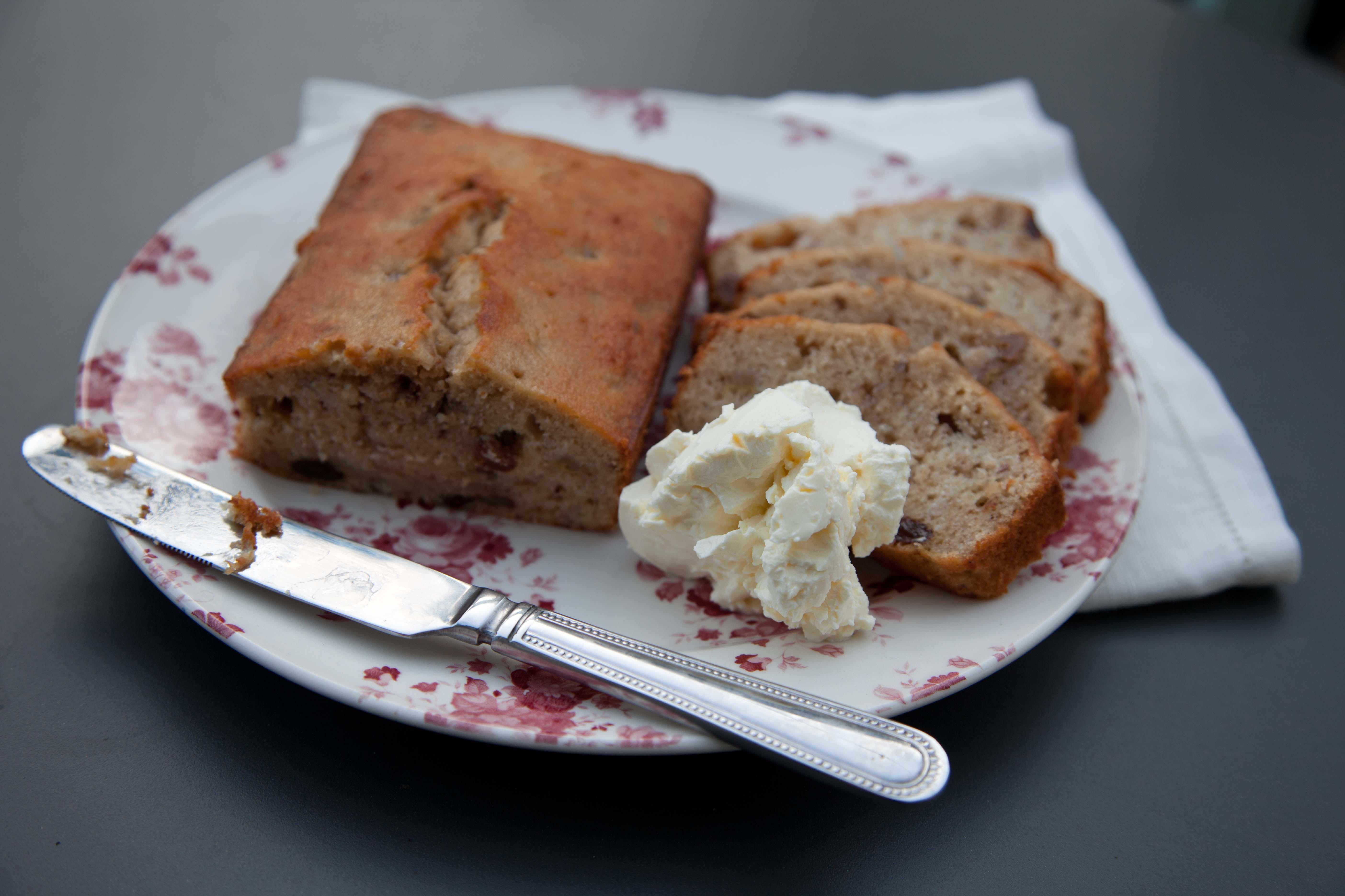 Great British Bake Off Mrs Marshall S Banana Cake