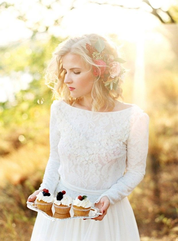 40 Lush Long Sleeve Wedding Dresses