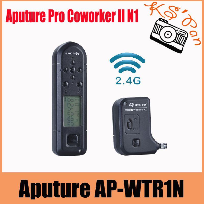 >> Click to Buy << Aputure Pro Coworker II Prowork II Wireless Timer Remote Control N1 AP-WTR1N Aputure Coworker II N1 #Affiliate