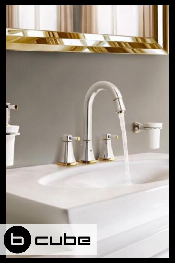 Entdeckt Die Hochwertigen Grohe Armaturen Und Holt Euch Stilvolles Design Mit Grohe Gandera Ins Badezimmer Badez Wc Papierhalter Badezimmer Design Badezimmer