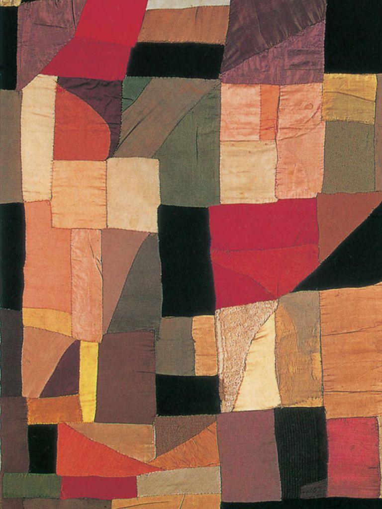Sonia Delaunay Blanket (1911)