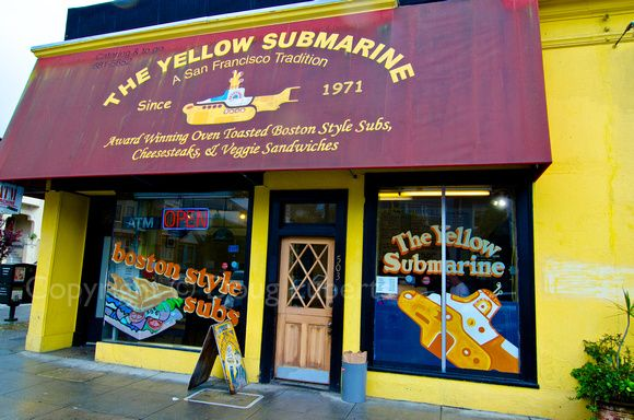 Inner Sunset Inner Sunset San Francisco Pinterest Yellow