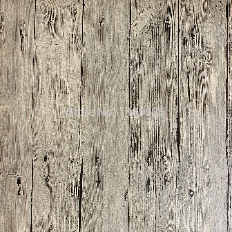 WHITEWASHED WOOD Photo Wallpaper Wall Mural WOODEN WALL  368x254cm