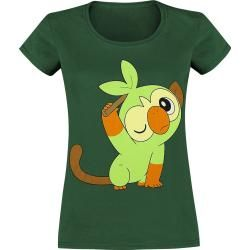 Photo of Pokémon sword & t-shirt