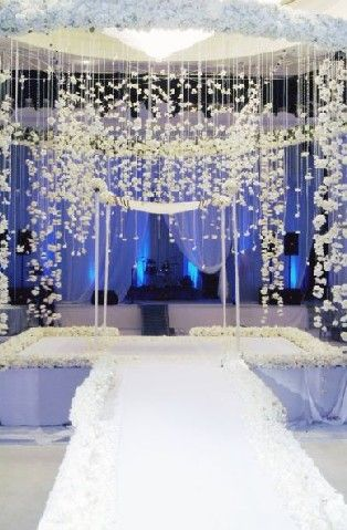 Hanging ceiling decor flower chuppah mazelmoments chuppahs hanging ceiling decor flower chuppah mazelmoments junglespirit Image collections