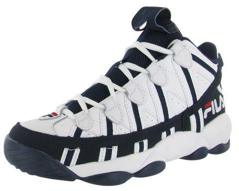 Fila Spaghetti Men's Shoes Basketball Jerry Stackhouse ...