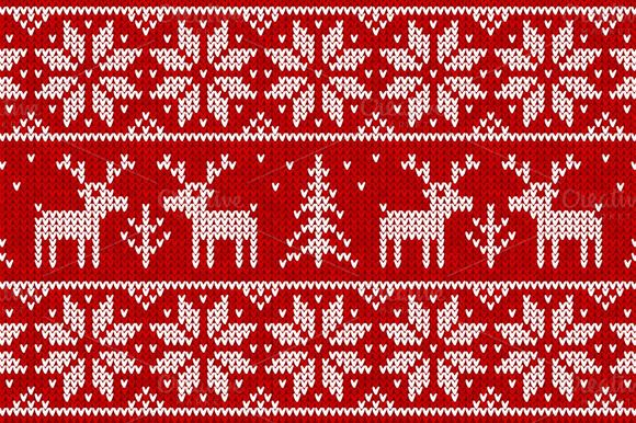 ca396ed9cc80 knitted christmas sweater nordic christmas