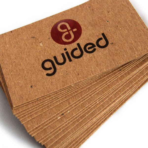 Recycled chipboard business cards business cards and business you will stand out with these thick and durable organic brown kraft recycled chipboard business cards colourmoves