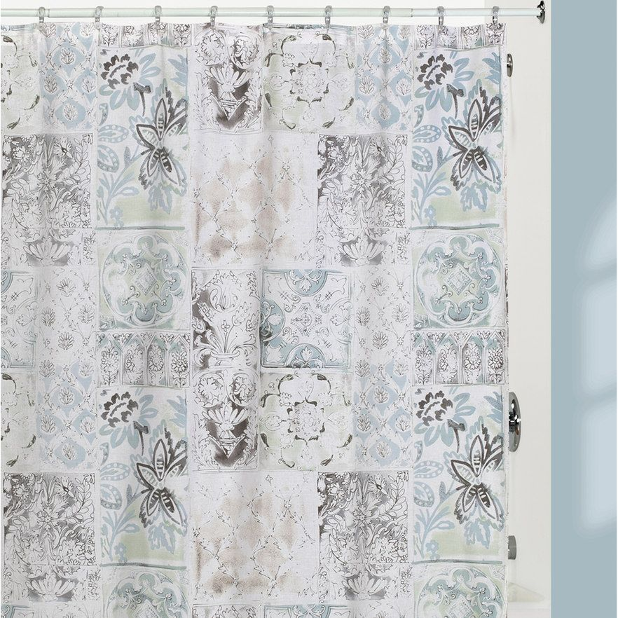Creative Bath Veneto Shower Curtain In 2020 Creative Bath