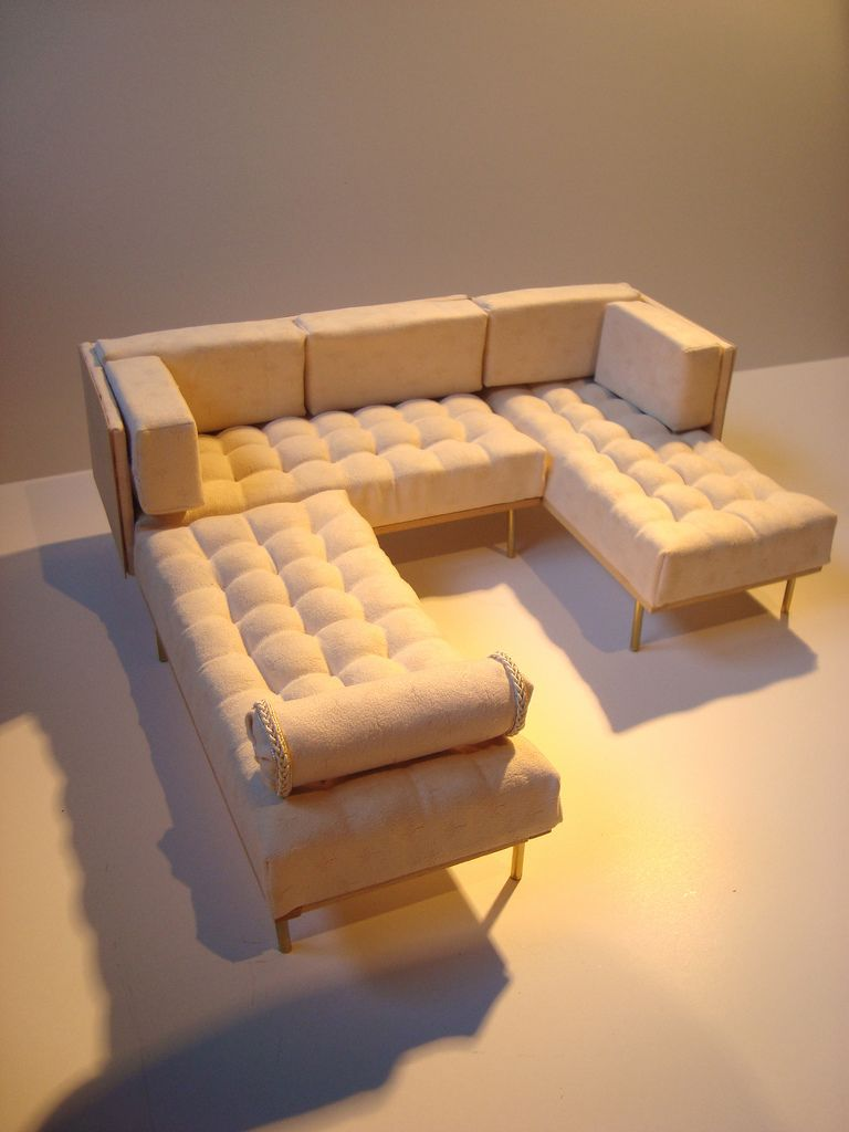 The Modern Sofa Set