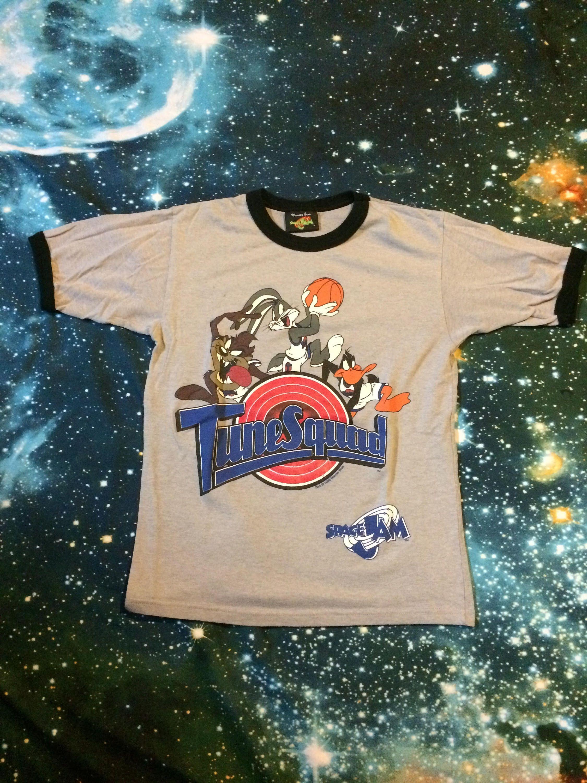 2e7ae464020b Vintage Space Jam Shirts