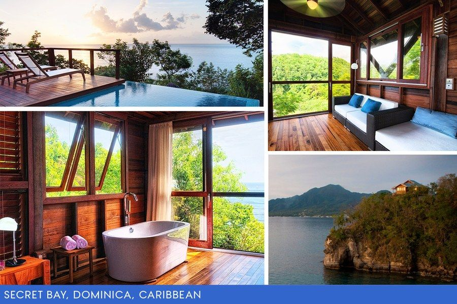 One of the least-known islands in the Caribbean, Dominica is