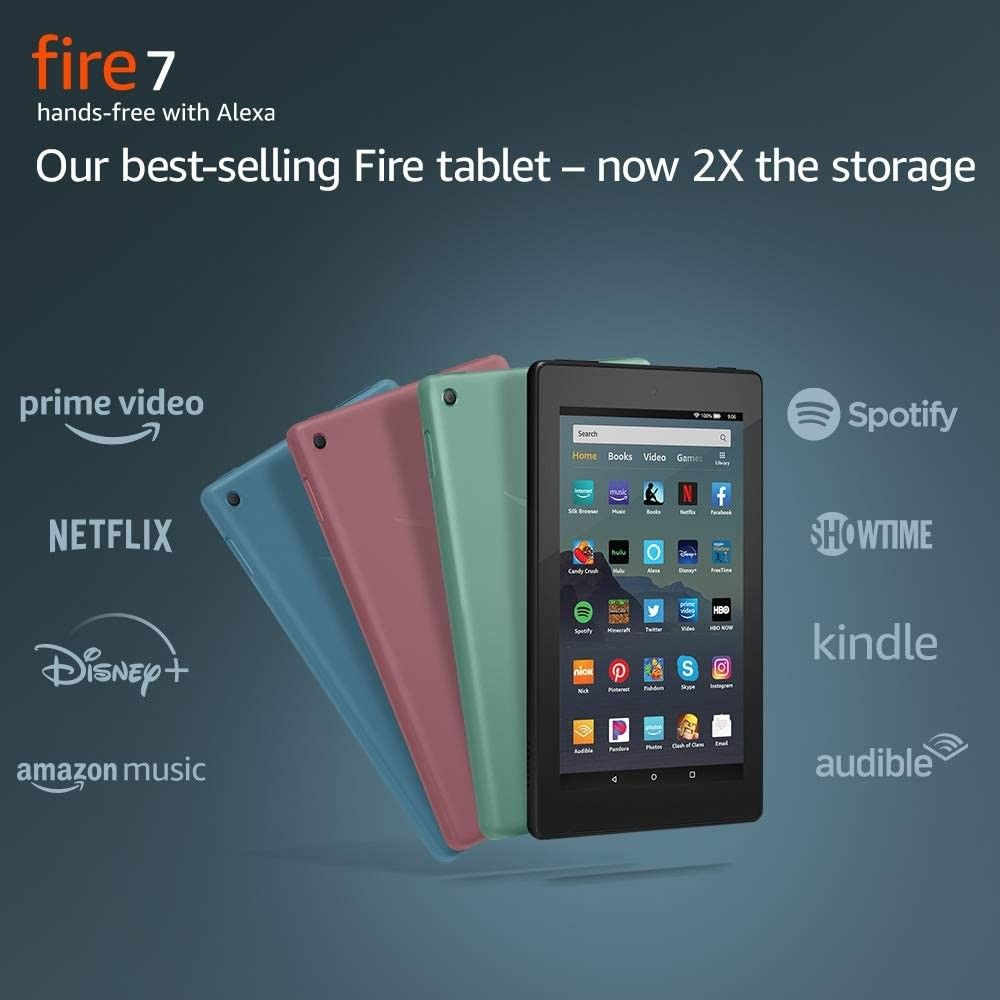 Just Saw This On Amazon Fire Hd 8 Tablet 8 Hd Display 16 Gb Black By Amazon For 79 99 In 2020 Fire Tablet Tablet Tablet 7