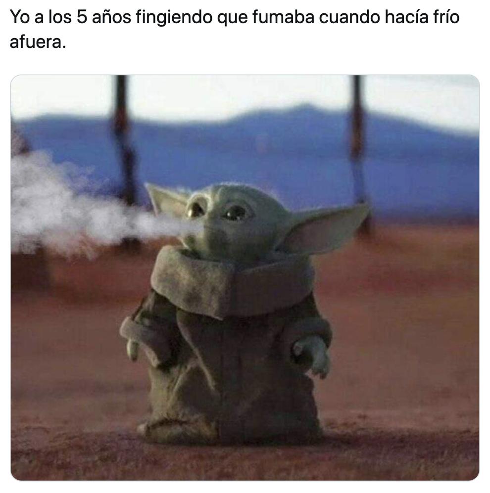 18 Adorables Memes De Yoda Bebe Que Te Ayudaran A Sobrevivir La Semana El Mes Y El Ano Memes De Yoda Fondos De Pantalla Bonitos Memes