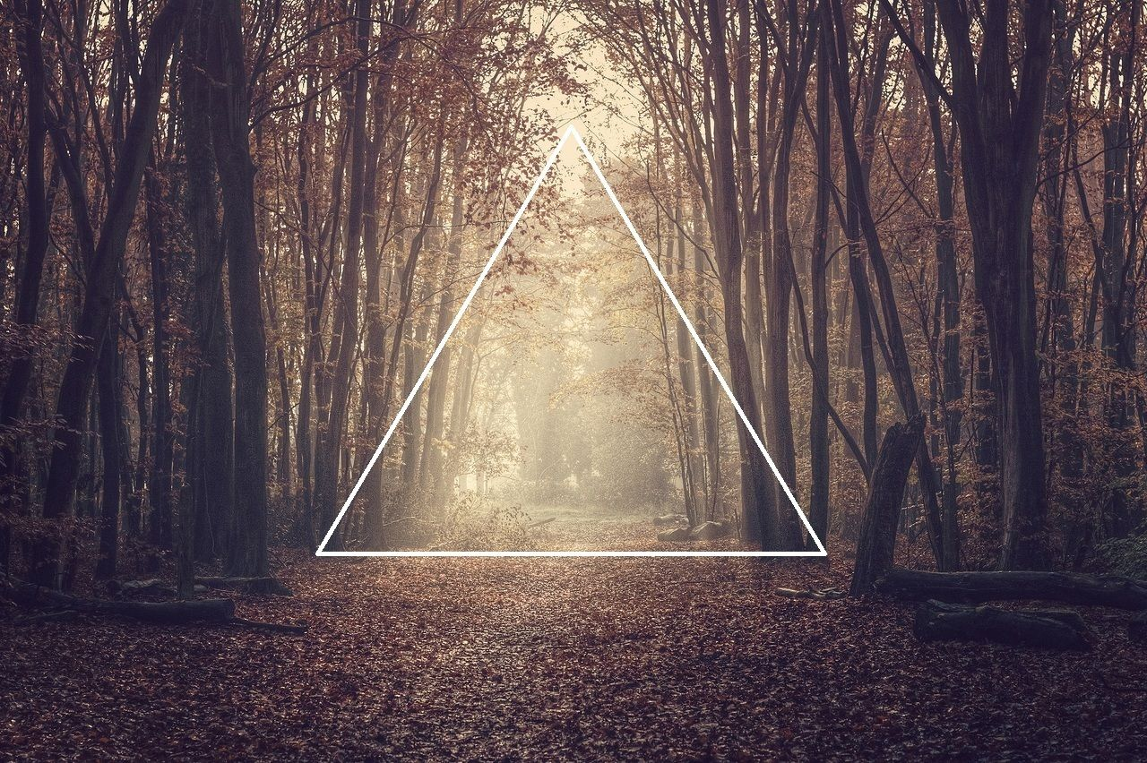 Hipster Triangle Backgrounds Tumblr Nmtljeui Wallpaper