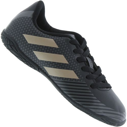 new product 45f32 aeef3 Chuteira Futsal adidas Artilheira 18 IN - Infantil
