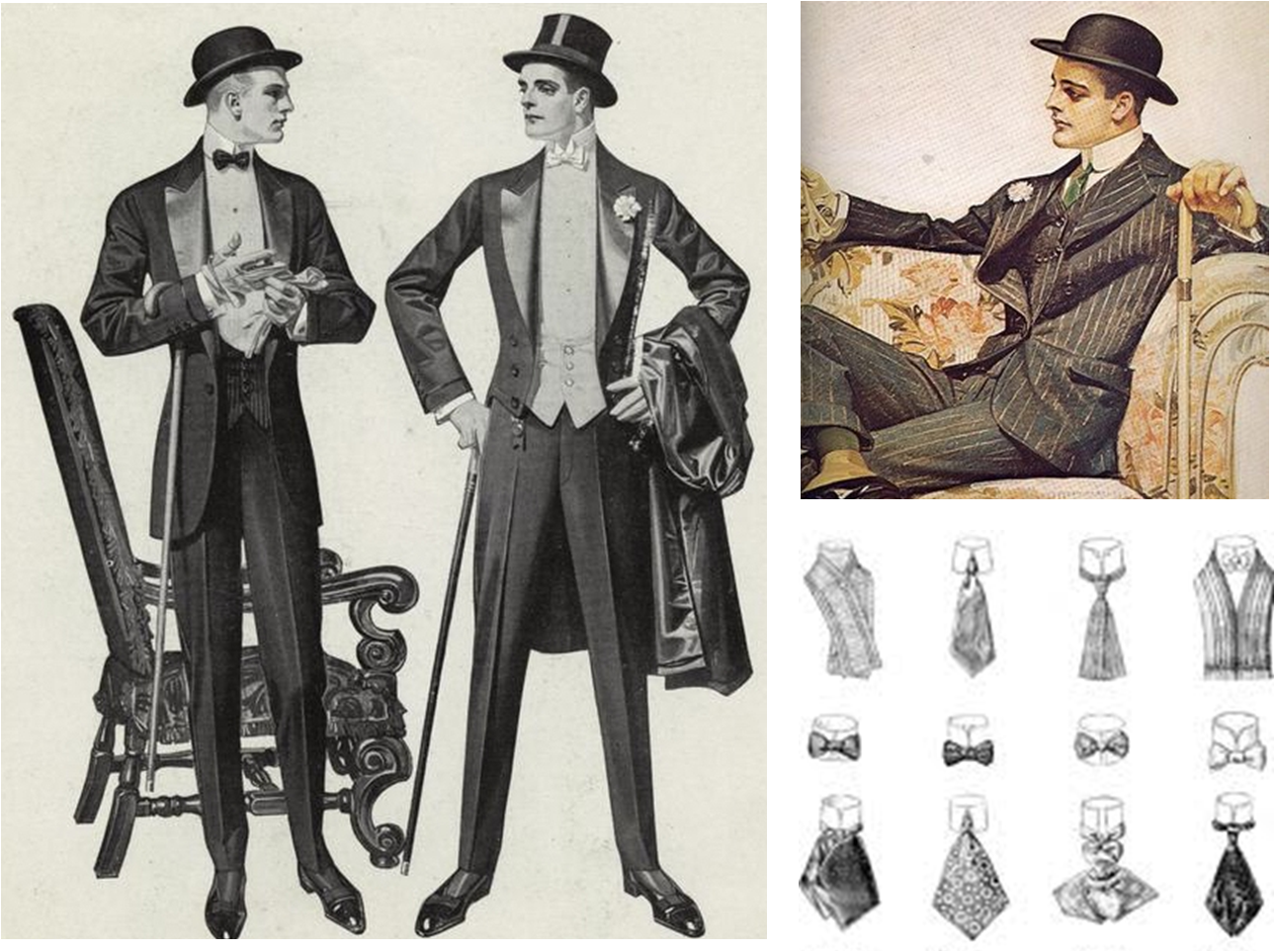 Fashion 1910 to 1920 - Men S Fashions Around The Time The Mission Was Founded In 1911 Men S Fashions From 1912