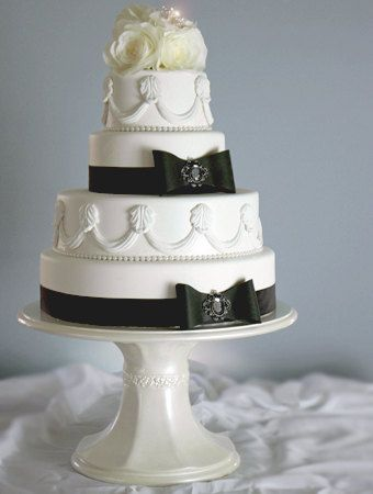 Our New Pedestal Wedding Cake Stands Are Specifically Designed To Hold Up The Heaviest Cakes In