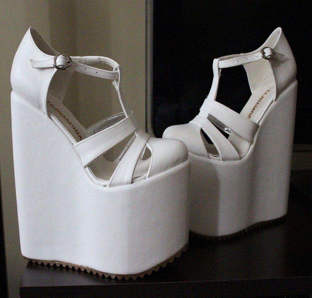 28++ White wedding sandals high heels information