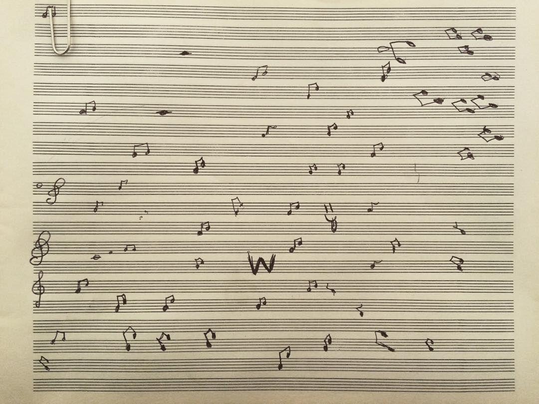 Quando os assistentes não respeitam os mestres... @peppy873  #sheetmusic #bomtempo #animacao by diogobach