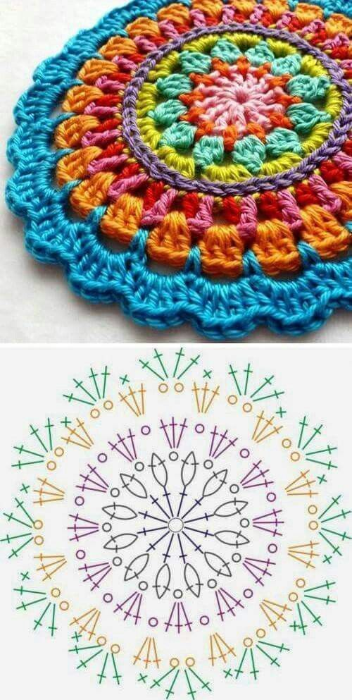 Photo of Crochet Pokeball – Crochet: Punto Piña # 3 – ABELLA PİNSHOUSE