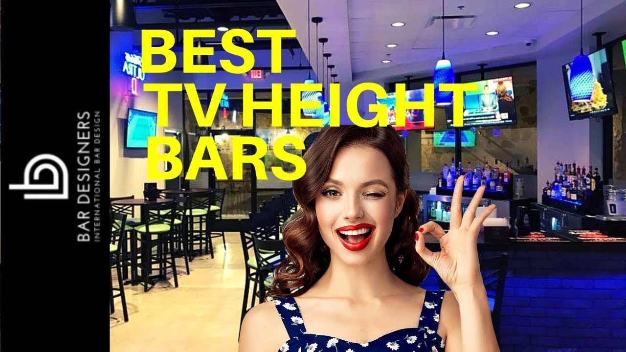 What S The Best Tv Height And Tv Size For Human Dimensions Tv